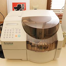 生化学自動分析装置